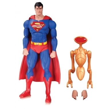 DC Comics Icons, Figurina Superman (Man of Steel) 15 cm