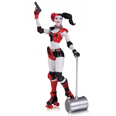 DC Comics The New 52 Action Figure Harley Quinn 17 cm Action figures DC Comics