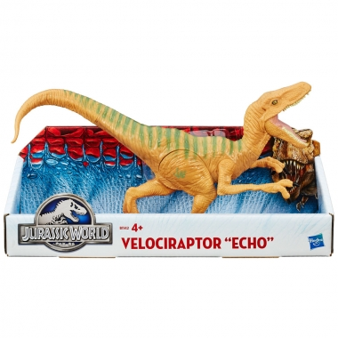 Jurassic World Velociraptor Echo 25 cm