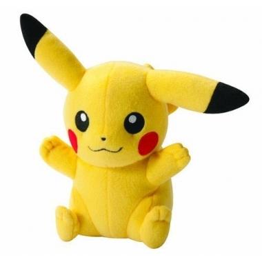 Pokemon Plush Figure Pikachu B (Kink Ear) 20 cm