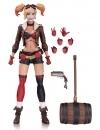 DC Bombshells Action Figure Harley Quinn 17 cm