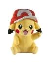 Pokemon, Pikachu with Ash Cap jucarie plus 25 cm
