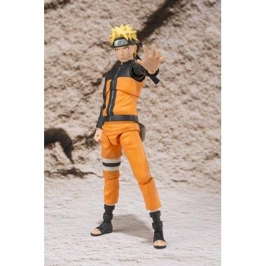 Naruto Uzumaki Sage Mode, Figurina superarticulata 14 cm
