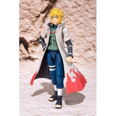 Naruto Namikaze Minato, Figurina superarticulata cu accesorii 15 cm