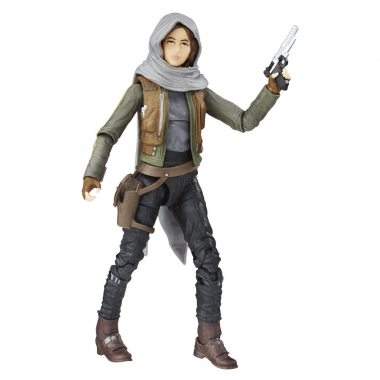 Black Series 2016, Sergeant Jyn Erso (Jedha) (Rogue One) 15 cm