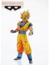 Master Stars Piece Manga Dimensions Sayan Goku 25 cm