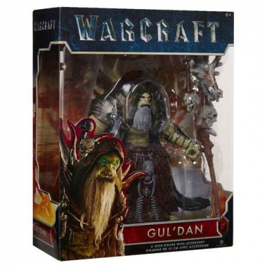 World of Warcraft, Figurina Gul'Dan 15 cm