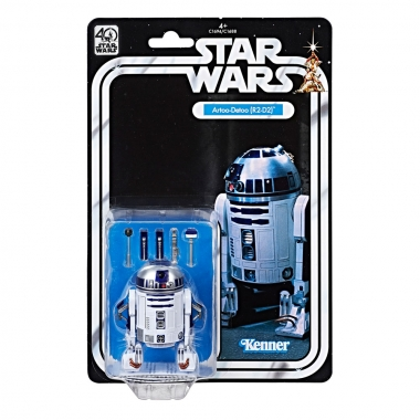 Figurina R2-D2 (Episode IV), SW Black Series 40th Anniversary 15 cm