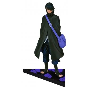 Naruto, Figurina-Statueta Sasuke Uchiha II, Editie Limitata 15 cm