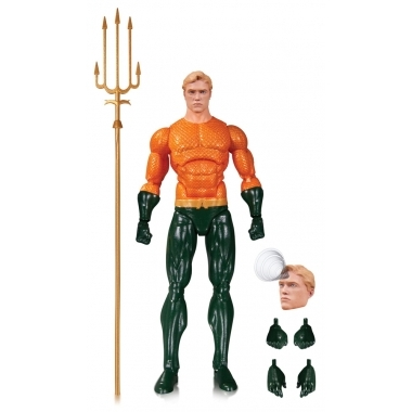 DC Comics Icons Aquaman (The Legend of Aquaman) 15 cm