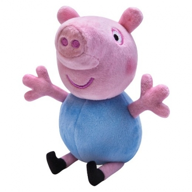 Peppa Pig, Jucarie Plush George, 27 cm