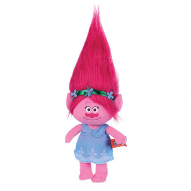 Trolii, Jucarie de plus Poppy Hug 'N 18 cm