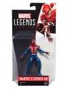 Figurina Marvel's Spider-UK 10 cm, Marvel Legends 2017