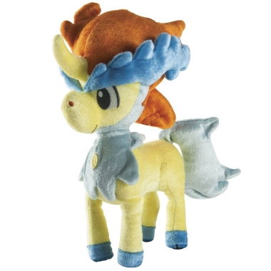 Pokemon 20th Anniversary, Jucarie plus Keldeo 20 cm