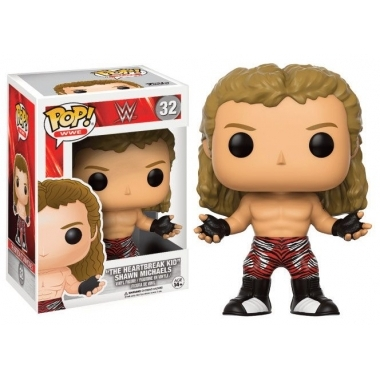The Heartbreak Kid Shawn Michaels 10 cm, Funko POP! WWE