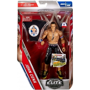 Figurina WWE John Cena Elite 50, 18 cm