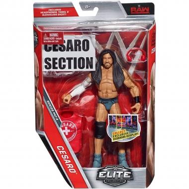 Figurina Cesaro - WWE Elite 47, 18 cm