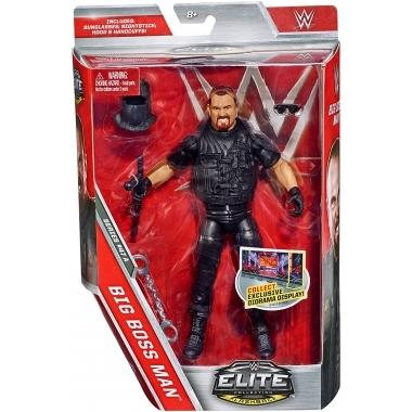Figurina Big Bossman - WWE Elite 47, 18 cm