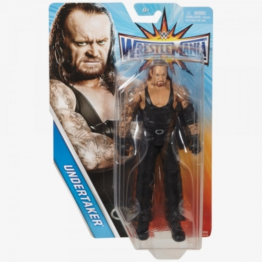 "Figurina Undertaker - WWE Series ""WrestleMania 33"""