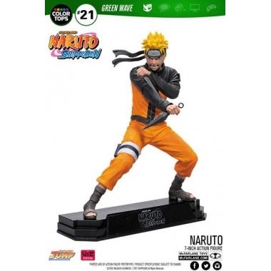 Naruto Shippuden, Figurina Naruto Uzumaki 18 cm