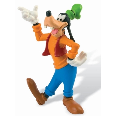 Mickey Mouse Clubhouse Goofy 9 cm