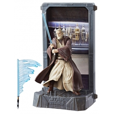 Figurina Diecast Obi-Wan Kenobi (Episode IV), Black Series Titanium