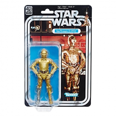 Star Wars Black Series 15 cm 40th Anniversary Figurina C-3PO
