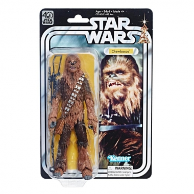 Star Wars Black Series 15 cm 40th Anniversary, Figurina Chewbacca