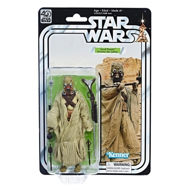 Star Wars Black Series 15 cm 40th Anniversary, Figurina Sandpeople