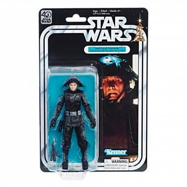 Star Wars Black Series 15 cm 40th Anniversary, Death Squad Commander