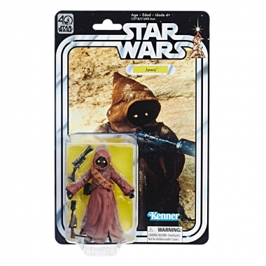 Star Wars Black Series 15 cm 40th Anniversary, Figurina Jawa (Episode IV)
