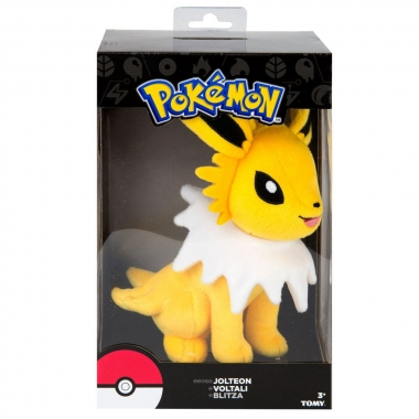 Pokemon Jolteon, Jucarie de Plus 20 cm
