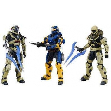 Set 3 figurine, Halo Reach Infection