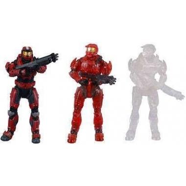Set 3 figurine Halo Reach Spartan Spectre