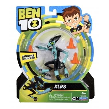 Ben 10, Figurina  XLR8 cu accesorii 12 cm