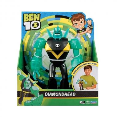 Ben 10, Figurina Diamondhead (Cap de Diamant) 28 cm