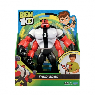 Ben 10, Figurina Four Arms (Patru Brate) 28 cm