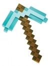 Minecraft, Tarnacop Plastic Diamond (Pickaxe) 40 cm