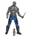 Marvel Select, Set Figurine Drax & Baby Groot 18 cm