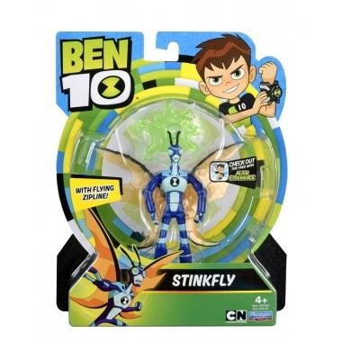 Ben 10, Figurina Steam Stinkfly 12 cm