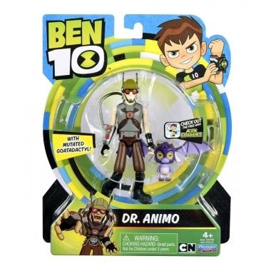 Ben 10, Figurina articulata Dr. Animo 12 cm