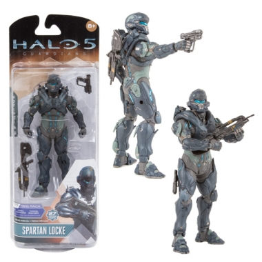 Halo 5 Guardians, Figurina Spartan Locke 15 cm