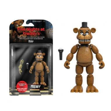 Five Nights at Freddy's, Figurina Freddy 13 cm