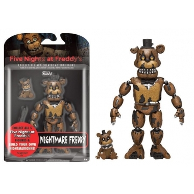 Five Nights at Freddy's, Nightmare Freddy 13 cm