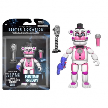 Five Nights at Freddy's, FT Freddy Sister Location 13 cm