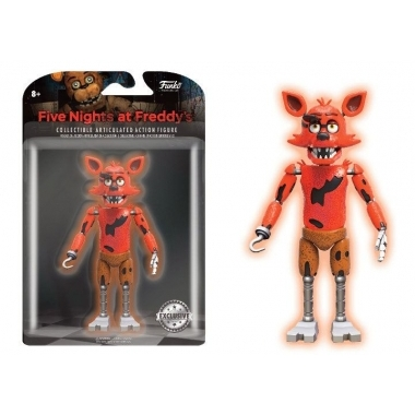Five Nights at Freddy's, Figurina  Foxy GITD 13 cm