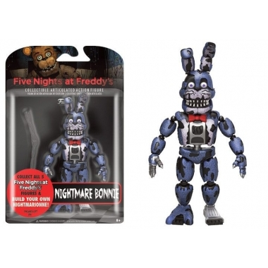 Five Nights at Freddy's, Figurina Nightmare Bonnie 13 cm