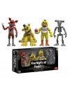 Five Nights at Freddy's, Set (1) 4 minifigurine 5 cm