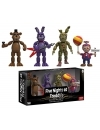 Five Nights at Freddy's, Set (2) 4 minifigurine 5 cm