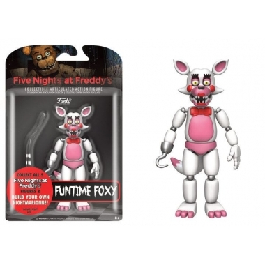 Five Nights at Freddy's, Figurina Funtime Foxy 13 cm